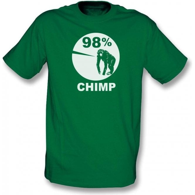 98% Chimp Kids T-Shirt