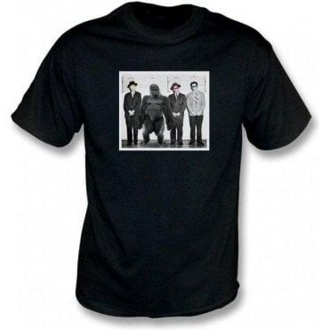 Alpha Male line Up Kids T-Shirt