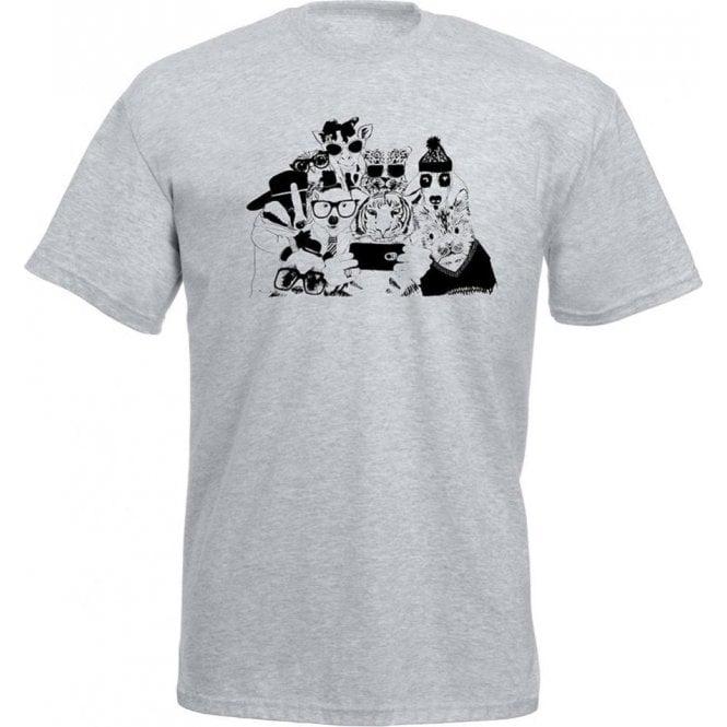 Animal Selfie T-Shirt