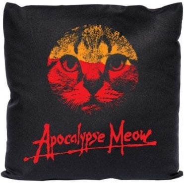 Apocalypse Meow Cushion