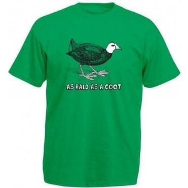 As Bald As A Coot T-Shirt