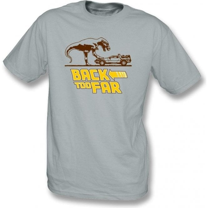 Back Too Far Kids T-Shirt