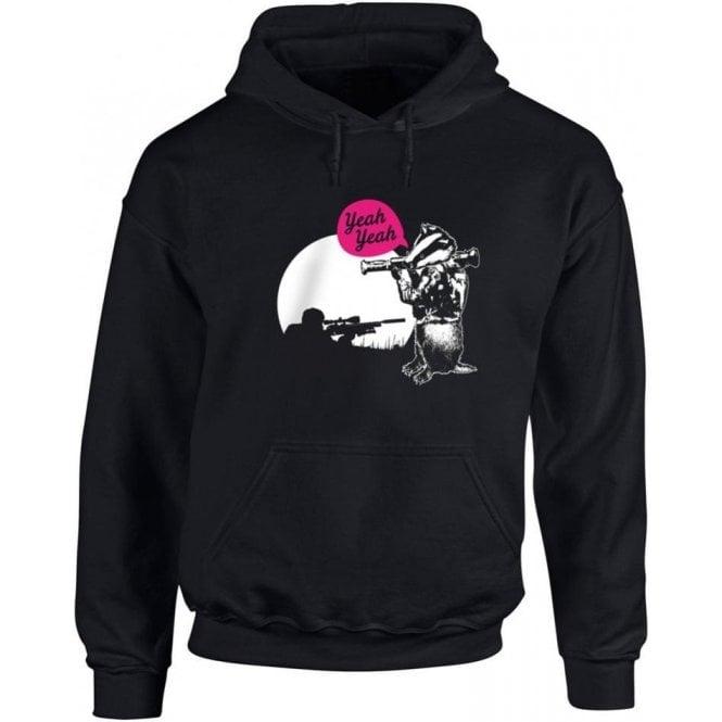 Badger Bazooka Yeah Yeah Kids Hooded Sweatshirt