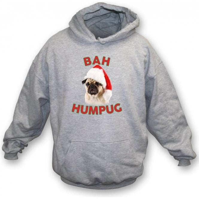 Bah Humpug Kids Hooded Sweatshirt
