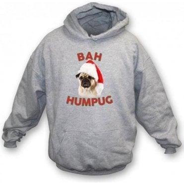 Bah Humpug Kids Hooded Sweatshirt