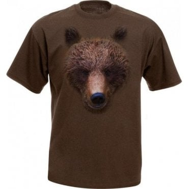 Bears Head Kids T-Shirt