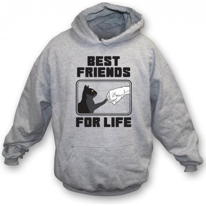 Best Friends For Life Kids Hooded Sweatshirt