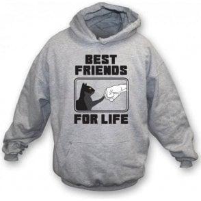 Best Friends For Life Kids Hooded Sweatshirt
