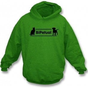 Bi-Petual Hooded Sweatshirt
