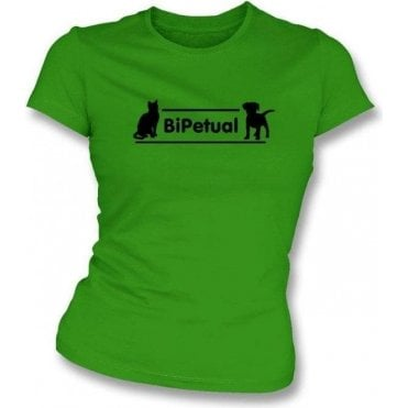 Bi-Petual Womens Slim Fit T-Shirt