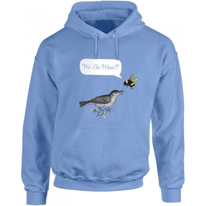 Birds & Bees Kids Hooded Sweatshirt