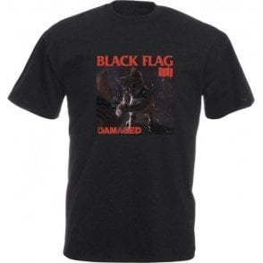 Black Flag Kitty T-Shirt