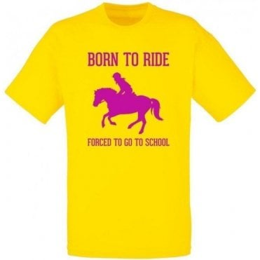 Born To Ride Kids T-Shirt