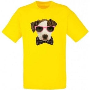 Bow Tie Dog T-Shirt