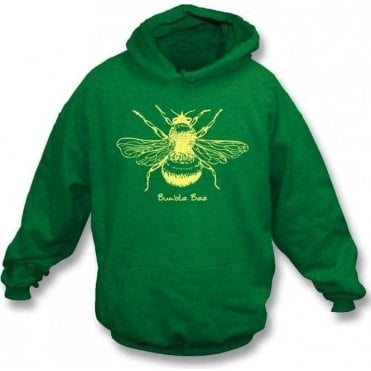 Bumble Bee (As Worn By Gillian Anderson) Kids Hooded Sweatshirt