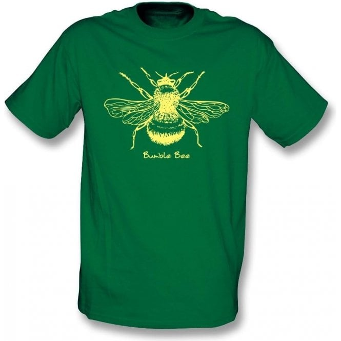 Bumble Bee (As Worn By Gillian Anderson) Kids T-Shirt