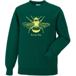 Bumble Bee (As Worn By Gillian Anderson) Sweatshirt
