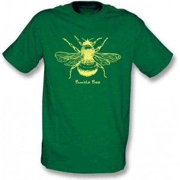 Bumble Bee (As Worn By Gillian Anderson) T-Shirt