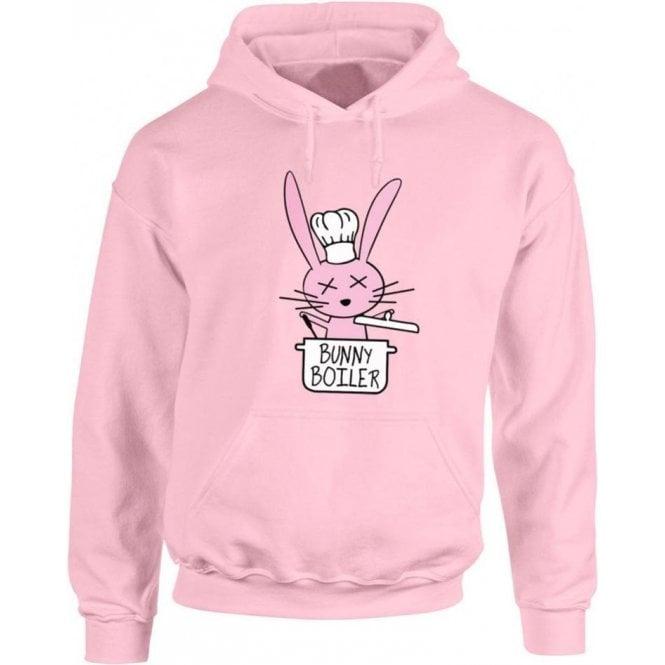 Bunny Boiler Kids Hooded Sweatshirt