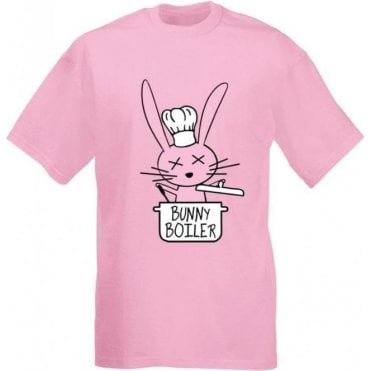 Bunny Boiler Kids T-Shirt