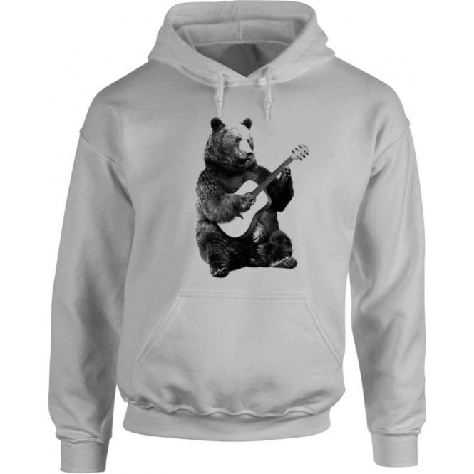 Busker Bear Kids Hooded Sweatshirt