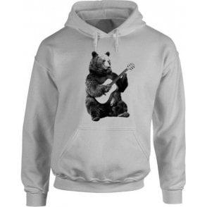 Busker Bear Kids Hooded Sweatshirt
