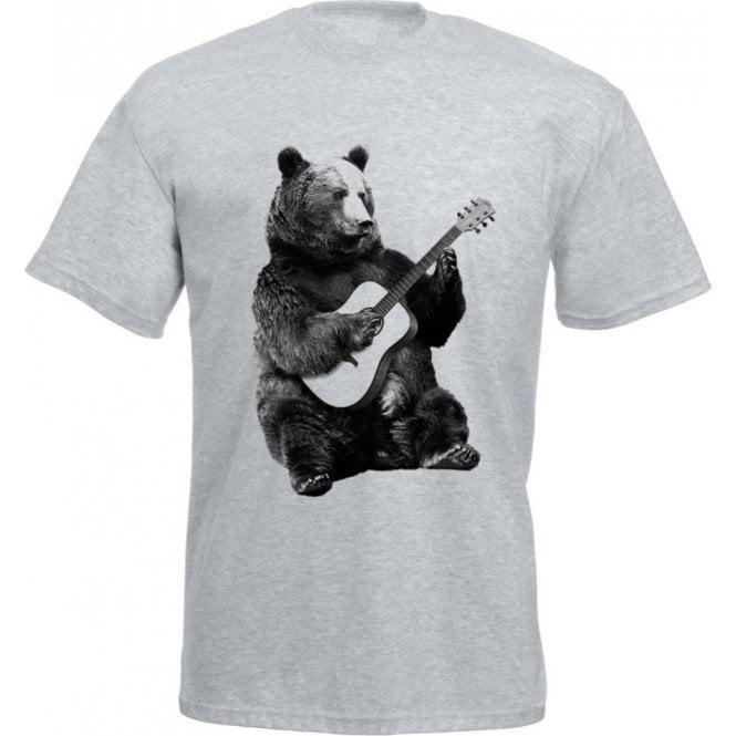 Busker Bear Kids T-Shirt