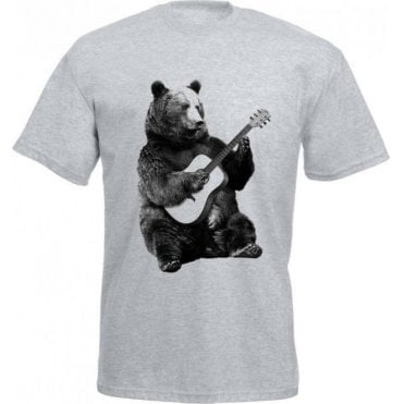 Busker Bear Kids T-Shirt