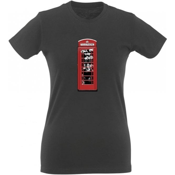 Call of the Wild Women's Slim Fit T-Shirt
