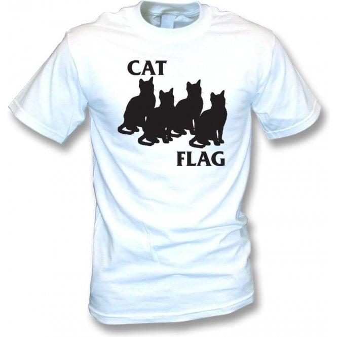 Cat Flag Kids T-Shirt