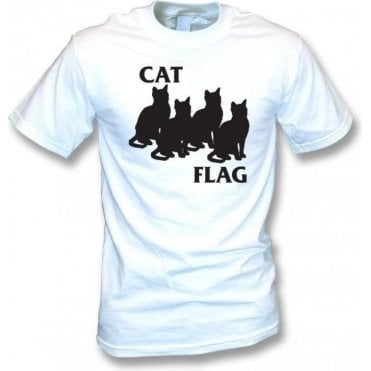 Cat Flag Kids T-Shirt