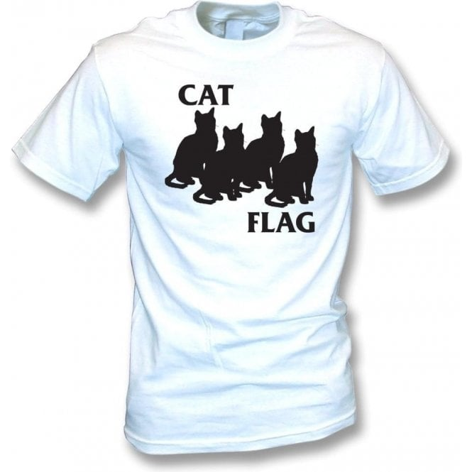 Cat Flag T-Shirt