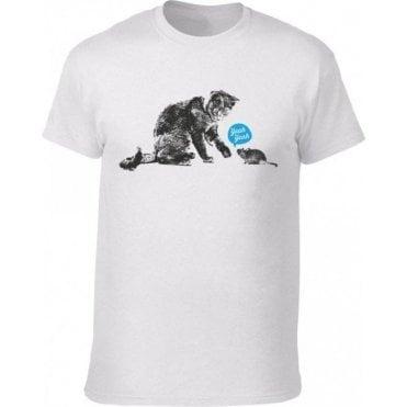 Cat & Mouse Yeah Yeah T-Shirt
