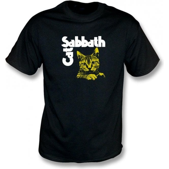 Cat Sabbath Kids T-Shirt