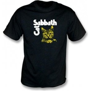 Cat Sabbath Kids T-Shirt