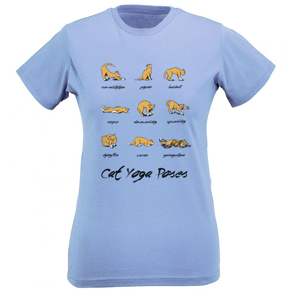 yoga t shirts uk