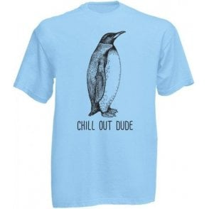Chill Out Dude Kids T-Shirt