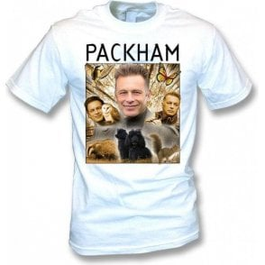 Chris Packham Collage Kids T-Shirt