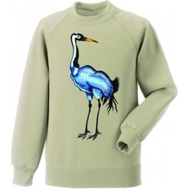 Crane (As Worn By Bjorn Ulvaeus, ABBA) Kids Sweatshirt