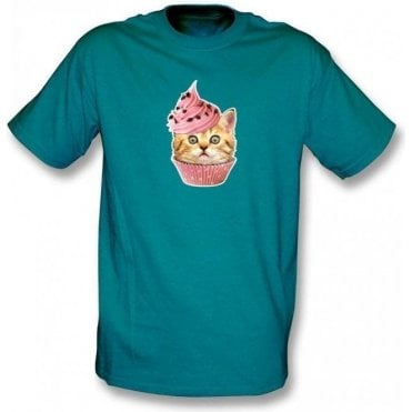 Cupcake Cat Kids T-Shirt