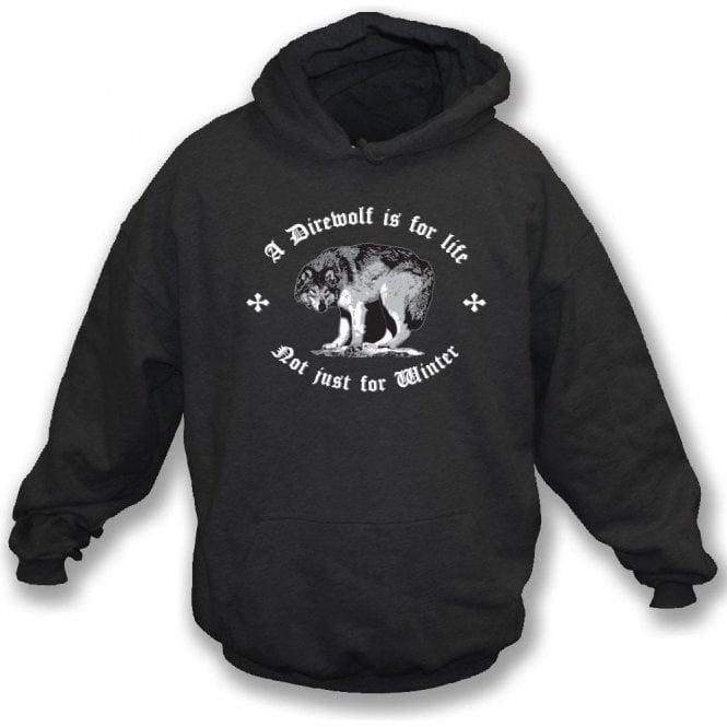 Direwolf Kids Hooded Sweatshirt