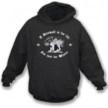 Direwolf Kids Hooded Sweatshirt