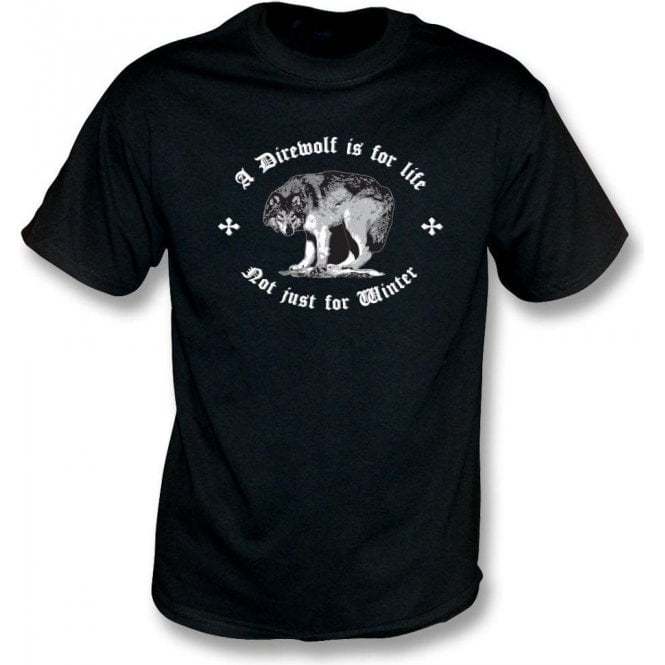 Direwolf Kids T-Shirt