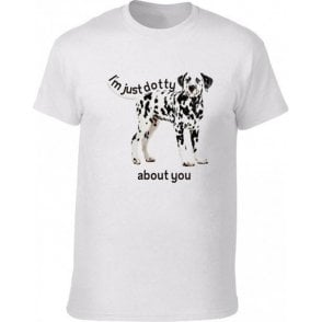 Dotty Dalmation Kids T-Shirt