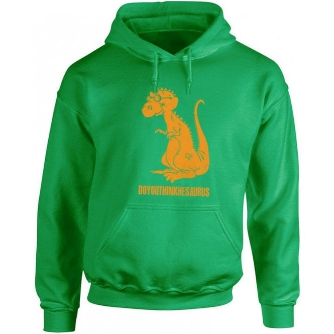 Doyouthinkhesaurus Kids Hooded Sweatshirt