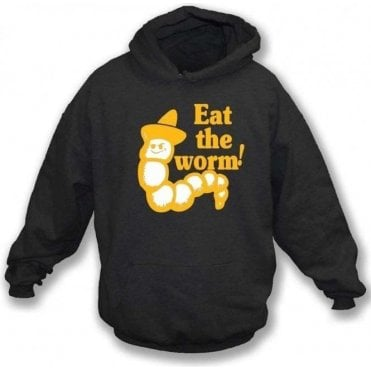 Eat The Worm (As Worn By Axl Rose, Guns N' Roses) Hooded Sweatshirt