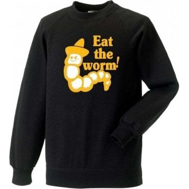 Eat The Worm (As Worn By Axl Rose, Guns N' Roses) Sweatshirt