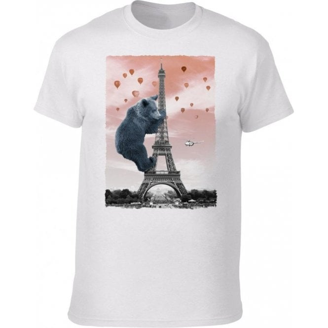 Eiffel Bear T-Shirt