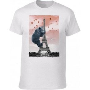 Eiffel Bear T-Shirt
