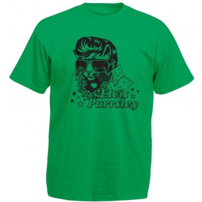 Elvis Purrsley Kids T-Shirt
